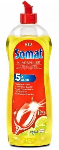 Somat Klarspüler Zitrone&Limette 750 ml VE=10