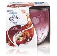Glade Duftkerze Apfel & Zimt VE=6