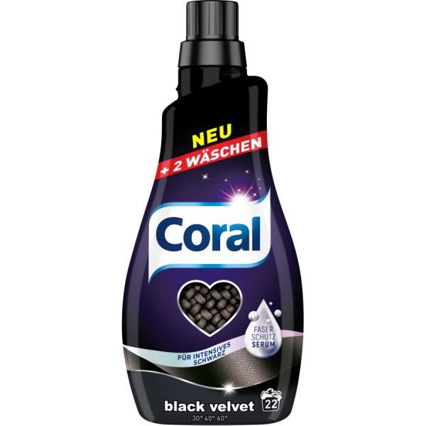 Coral Black Velvet 22WL 1,1 Ltr. VE=6