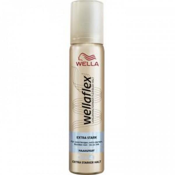 Wellaflex Haarspray 75ml, extra stark