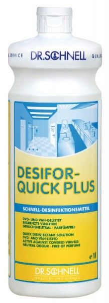 Dr. Schnell Desifor Quick Plus VE=2