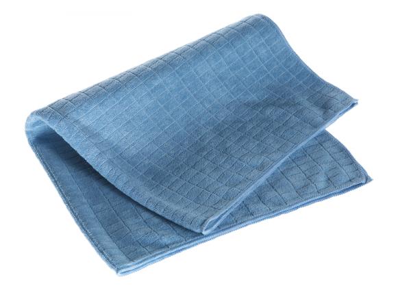Meiko Microwaffelbodentuch blau 50x60cm VE=10
