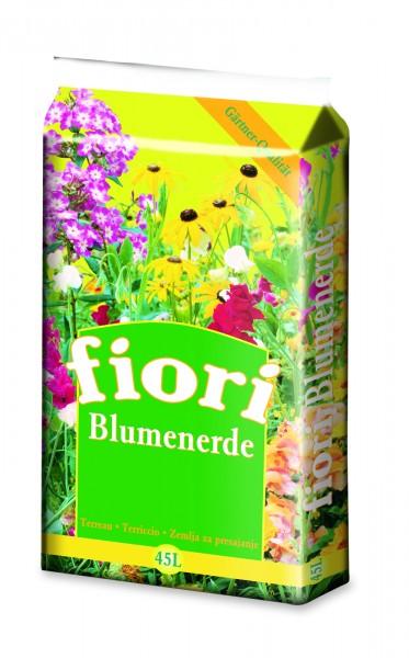 Blumenerde, Fiori 45 l Pal=48 Sack