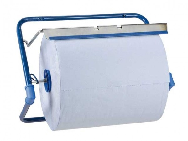Putzrollenwandhalter AG-522 Metall blau