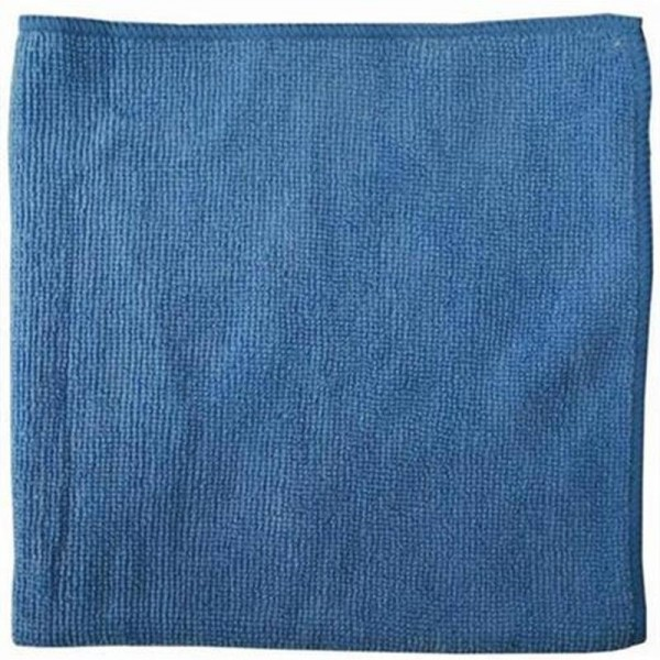 Microfasertuch blau flauschi 40x40 VE=10