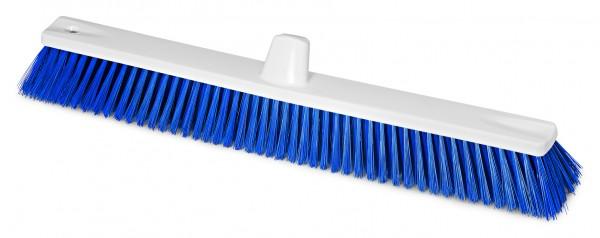 Hygienebesen HACCP weiss/blau 60 cm 0,50mm