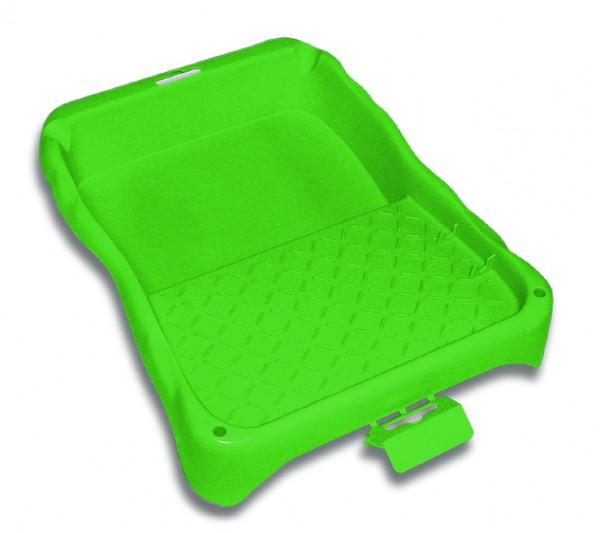 Lackierwanne grün 12x22cm