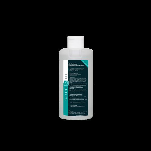 Heck Händedesinfektion Sanocid Gel 500 ml