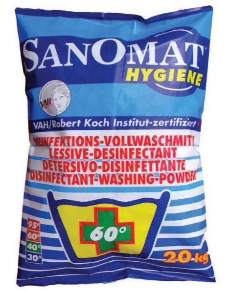 Sanomat Desinfektionswaschmittel 20 kg 160WL