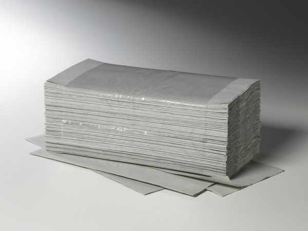 Einweghandtücher Fripa 1lg. 25x23 cm V-Falz naturell
