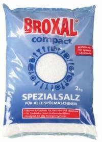 Spülmaschinensalz Broxal 2kg VE=6