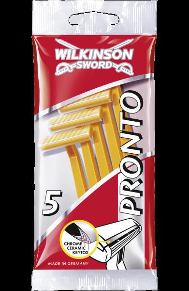 Wilkinson Pronto Einwegrasierer 5St VE=20