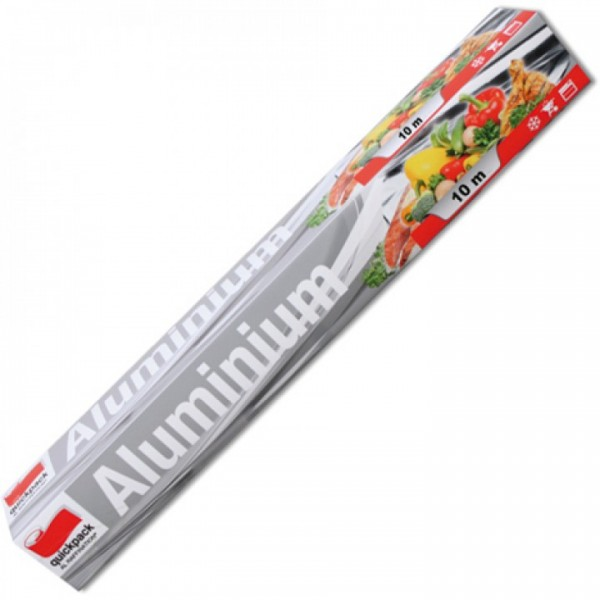 Alufolie Quickpack 10m VE=24