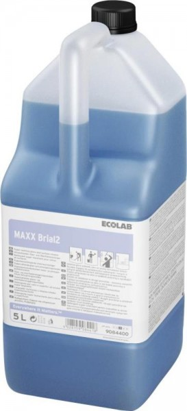 Ecolab Maxx Brial2 5 ltr. VE=2