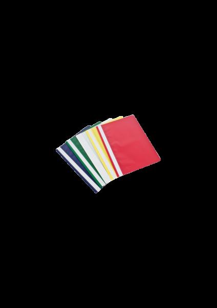 RESTPOSTEN 100 Schnellhefter A4 Toppoint Kunststoff 5 verschiedene Farben