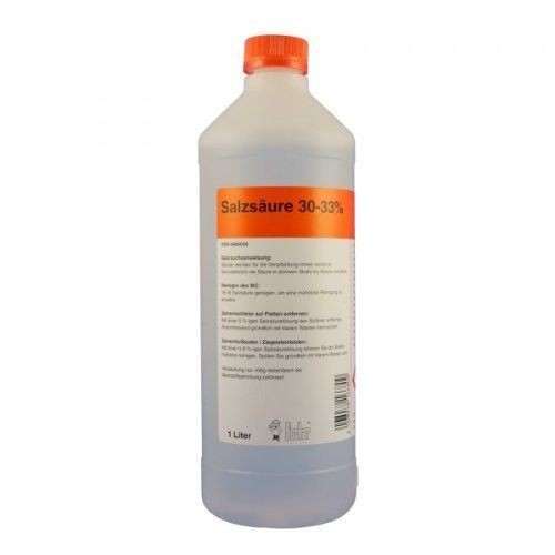 Salzsäure 1000 ml 30-33 % VE=4