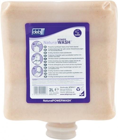Deb Handwaschpaste Natural Wash 2ltr. VE=6