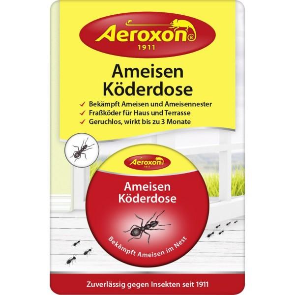 Aeroxon Ameisenköder-Dose VE=14