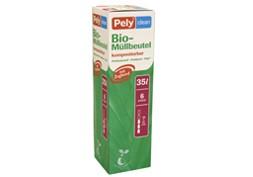 Bio Müllbeutel Pely 35 ltr. VE=8