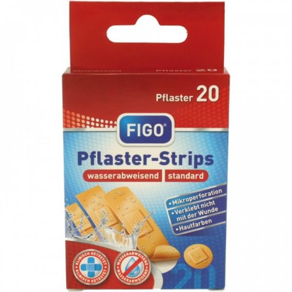 Pflaster Strips 20 sort. VE=40