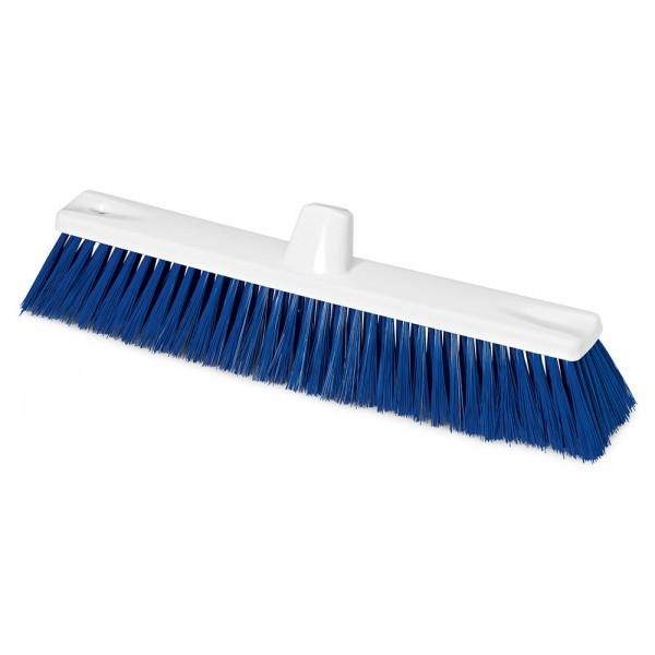 Hygienebesen HACCP weiss/blau 45cm VE=6