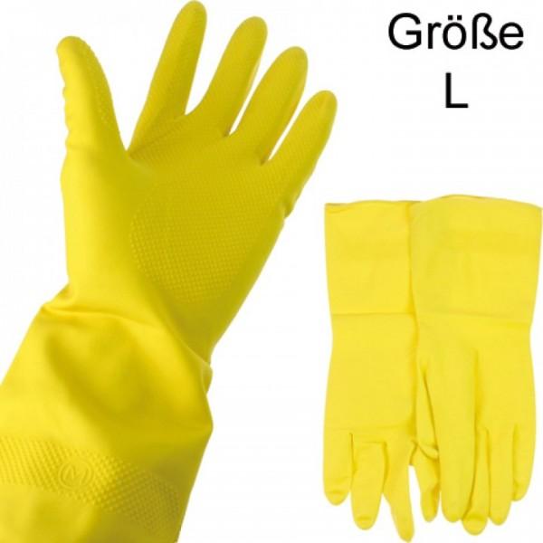 Gummihandschuhe Clean Gr. L VE=10
