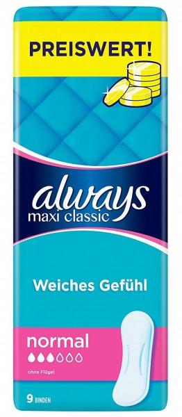 Always maxi classic 9 St. VE=8