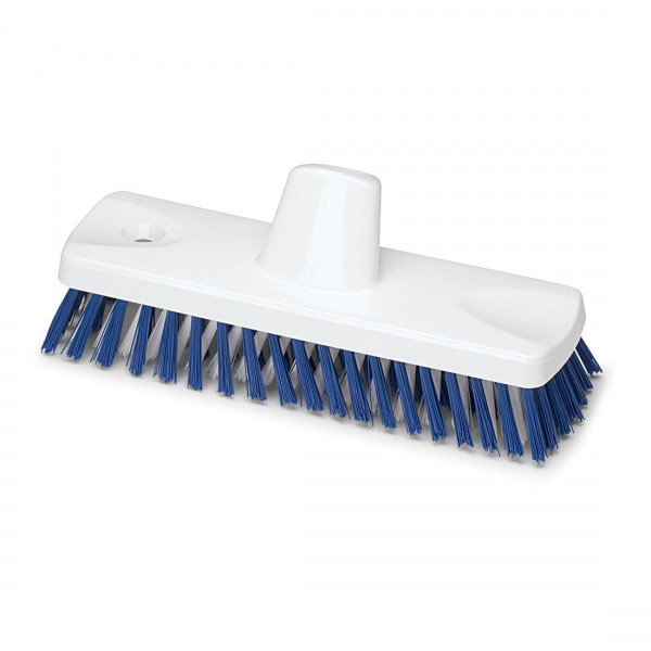Hygienen Schrubber HACCP weiss/blau 23cm 0,50mm