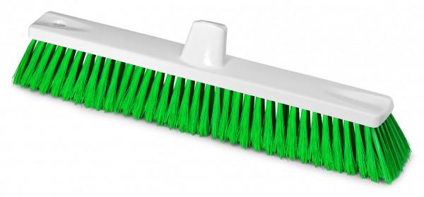 Hygienebesen HACCP weiss/grün 45cm D=0,25mm