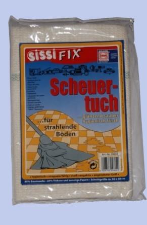 Scheuertuch gesteppt 50x60cm VE=1