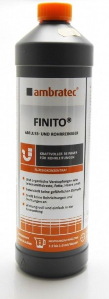 Ambratec Finito Abflussfrei 1000ml VE=12