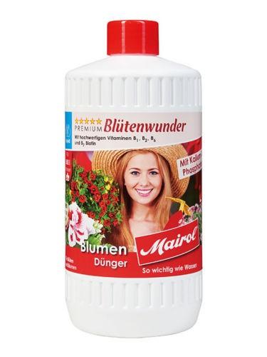 Mairol Blumendünger Blütenwunder Liquid 500 ml