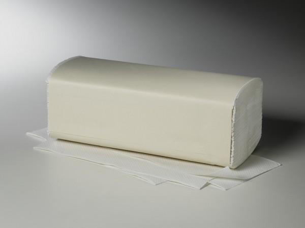 Einweghandtücher Fripa 2-lg. 25x33 cm C-Falz hochweiß