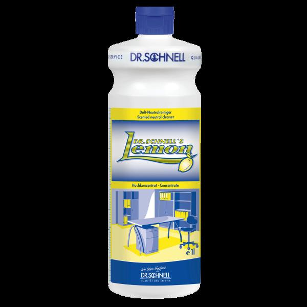 Dr. Schnell Lemon Duft-Neutralreiniger VE=12