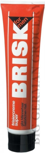 Brisk Friesiercreme 100ml VE=12