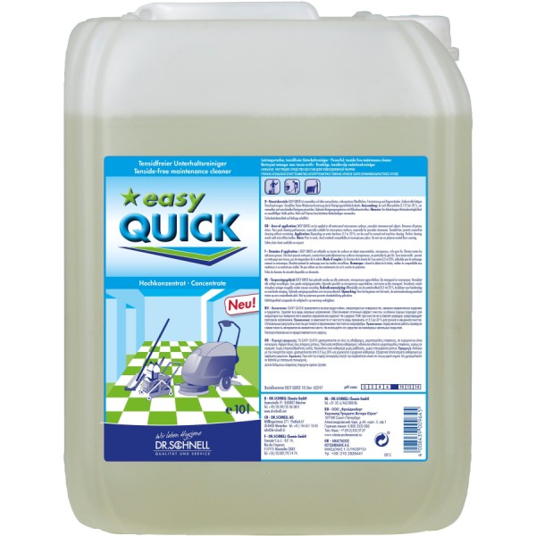 Dr. Schnell Easy Quick 10ltr.