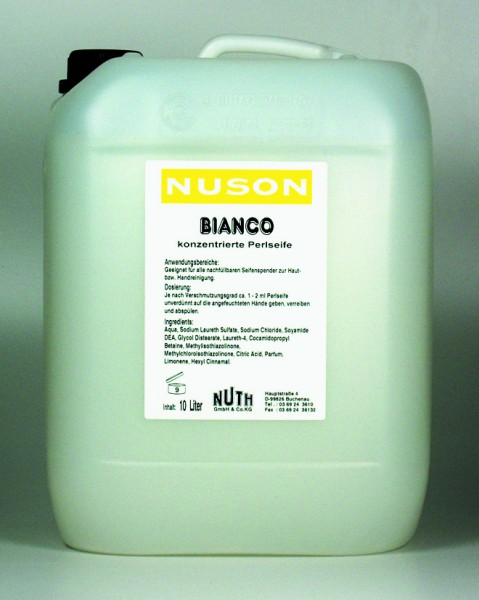 Flüssigseife BIANCO 10l