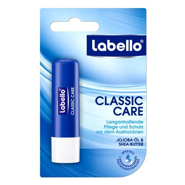 Labello Classic 4,8 gr. VE=12