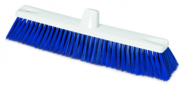 Hygienebesen HACCP weiss/blau 45cm D=0,50mm