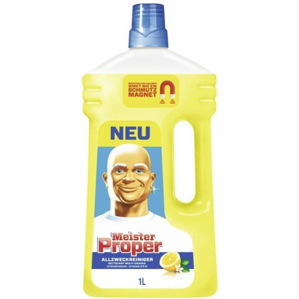 Meister Proper Citrus 1 ltr. VE=6