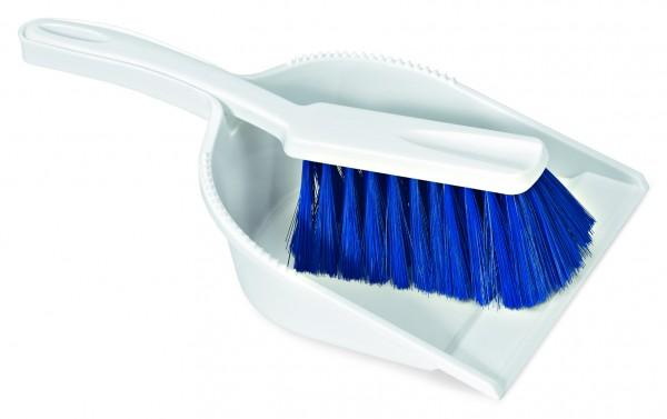 Hygienekehrgarnitur HACCP weiss/blau 0,25mm