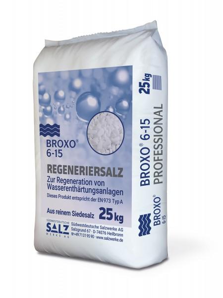 Regeneriersalz, BROXO, 25kg