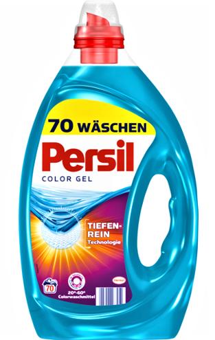 Persil color Gel 70 WL 3,5 ltr. VE=1