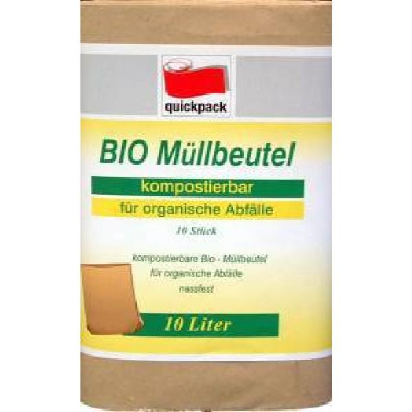 Bio-Müllbeutel 10ltr. 10er VE=30