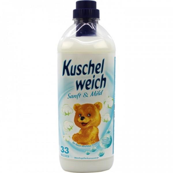 Kuschelweich Sanft&Mild 33WL 990ml VE=12
